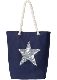 Shopper met ster, bpc bonprix collection
