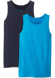 Muscle shirt (set van 2), bpc bonprix collection