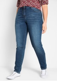 Stretch boyfriend jeans met comfortband, bpc bonprix collection