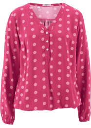 Henley-blouse, bpc bonprix collection