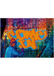 Deurmat «Graffiti», bpc living