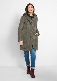 Korte coat met capuchon, bpc bonprix collection