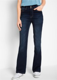 Push up jeans, bootcut, bpc bonprix collection