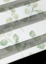 Duo rolgordijn met bladerprint, bpc living bonprix collection