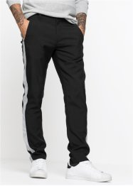 Kostuumbroek slim fit straight, RAINBOW