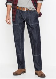 Workerjeans loose fit straight, John Baner JEANSWEAR