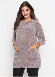 goedkoop kopen super goedkoop groothandel outlet Grote maten truien met ronde hals | Bestel bij bonprix