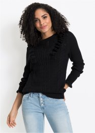 Zwarte Dames Trui.Truien Dames Online Kopen Bestel Bij Bonprix