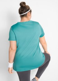 Sportshirt (set van 2), korte mouw, bpc bonprix collection