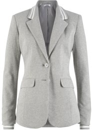 Blazer van katoen-jersey, bpc bonprix collection