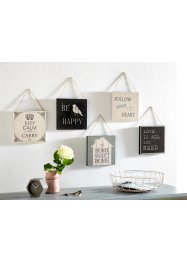 Kunstdruk (5-dlg. set), bpc living bonprix collection