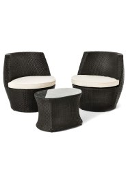 Balkonmeubels «Grace» (5-dlg. set), bpc living