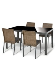 Tuinset «Fabio» (5-dlg. set), bpc living
