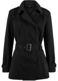 Korte trenchcoat, bpc bonprix collection