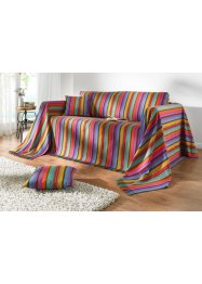 Plaid met strepen, bpc living bonprix collection