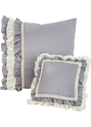 Plaid met ruches, bpc living bonprix collection