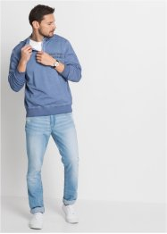 Sweater in washed out look, John Baner JEANSWEAR