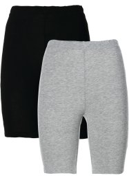 Fietsbroek (set van 2), bpc bonprix collection
