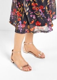 Leren sandalen, bpc selection