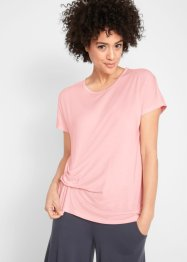 Shirt met plooitjes, bpc bonprix collection