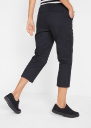 3/4 chino met verstelbare band, bpc bonprix collection