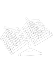 Kleerhangers «Multitalent» (set van 20), bpc living