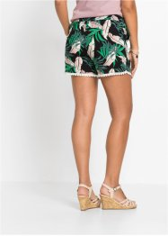 Short met bloemenprint, RAINBOW