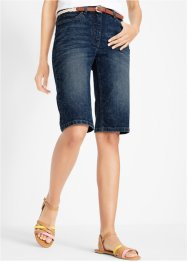 Stretch jeans short in used look, bpc bonprix collection