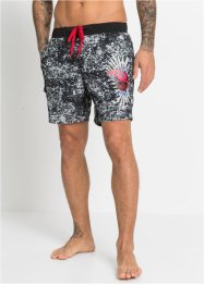 Strandshort regular fit, RAINBOW