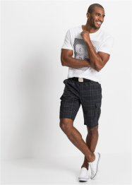 Cargo bermuda, loose fit, bpc bonprix collection