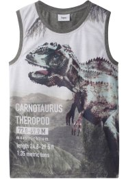 Tanktop met dino, bpc bonprix collection