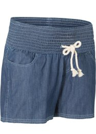 Denim zwangerschapsshort, bpc bonprix collection