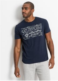 T-shirt met print, bpc bonprix collection