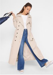 Lange trenchcoat met tailleriem, bpc bonprix collection