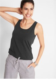 Stretch tanktop (set van 2), bpc bonprix collection