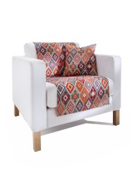 Bankloper met ruiten, bpc living bonprix collection