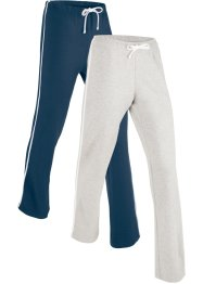 Stretch shirtbroek (set van 2) level 1, bpc bonprix collection
