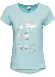 Shirt met Mickey Mouse print, RAINBOW