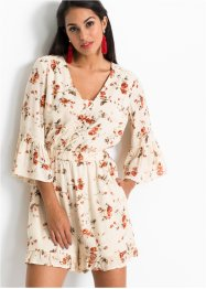 Playsuit met vetersluiting, BODYFLIRT