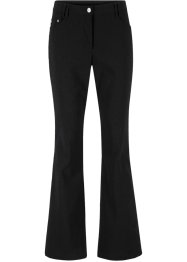 Bengaline stretch broek, flared, bpc bonprix collection