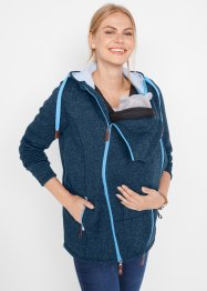 Zwangerschaps fleece vest, bpc bonprix collection