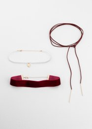 Choker (set van 3), bpc bonprix collection