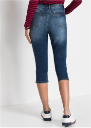 Capri jeans met rode tape, RAINBOW