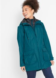 3-in-1 outdoor jas met bodywarmer, bpc bonprix collection