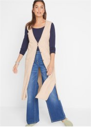 Mouwloos vest, bpc bonprix collection