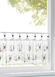 Glasgordijn «Isalie», bpc living bonprix collection