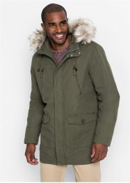 Winterparka met capuchon, bpc bonprix collection