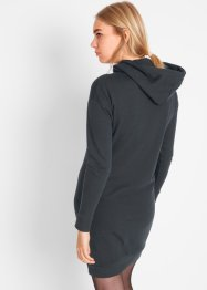 Sweatjurk met capuchon, bpc bonprix collection