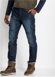 Regular fit cargo jeans, straight, John Baner JEANSWEAR