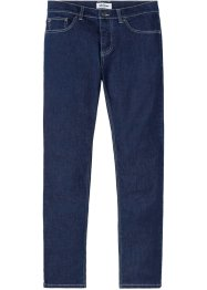 Duurzame stretch jeans met gerecyclede polyester, slim fit, John Baner JEANSWEAR